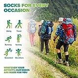 Compression Socks for Men & Women – 20-30mmHg