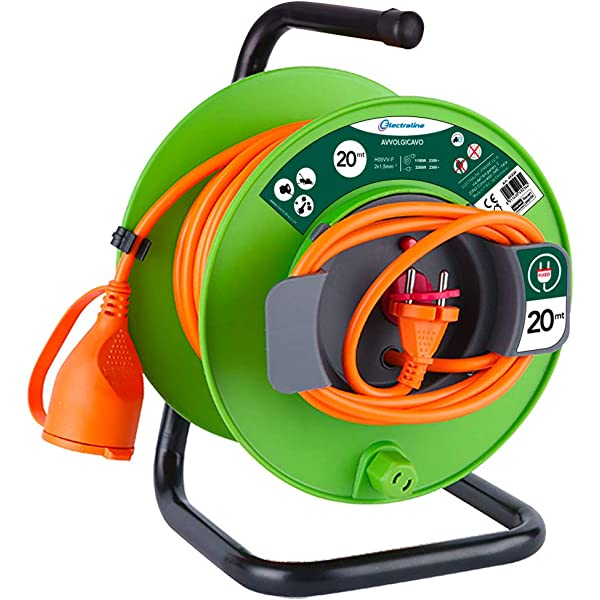Tacklife GGT1A - Desbrozadora eléctrica de 600 W, con hilo, 30 cm ...