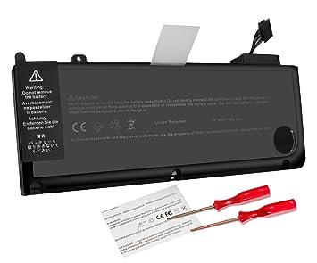 LIDUO Batería de Repuesto de Portátil para Apple Macbook Pro 13 Pulgadas A1322 A1278 (a Mediados ...
