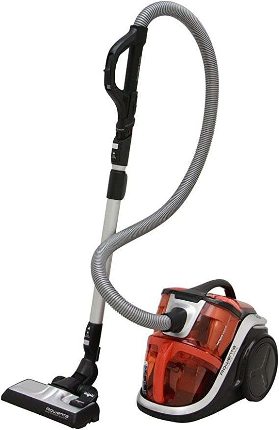 Rowenta Silence Force MultiCyclonic RO8366 - Aspiradora, 750 W, 2 L, 68 dB, negro: Amazon.es: Hogar