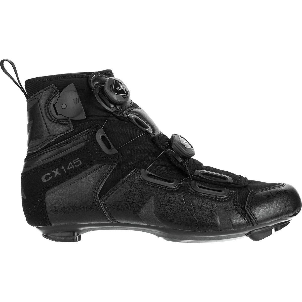 Lake CX145 サイクリングシューズ - メンズ ブラック 40.0   B077Z9LLHT