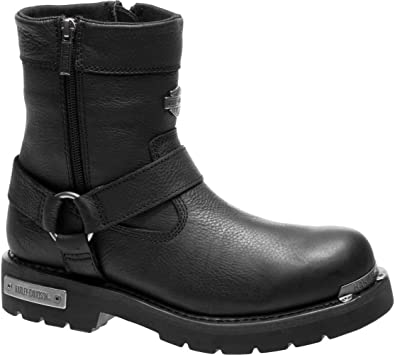 Amazon Com Harley Davidson Men S Cromwell Motorcycle Boot Harley