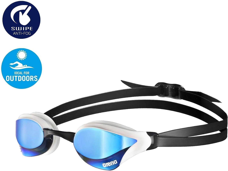 Unisex Adulto ARENA Gafas Cobra Core Swipe Mirror Nataci/ón