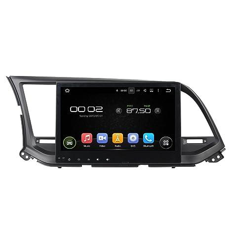 kunfine Android 6.0 Octa Core coche reproductor de DVD GPS navegación Multimedia estéreo de coche para ...