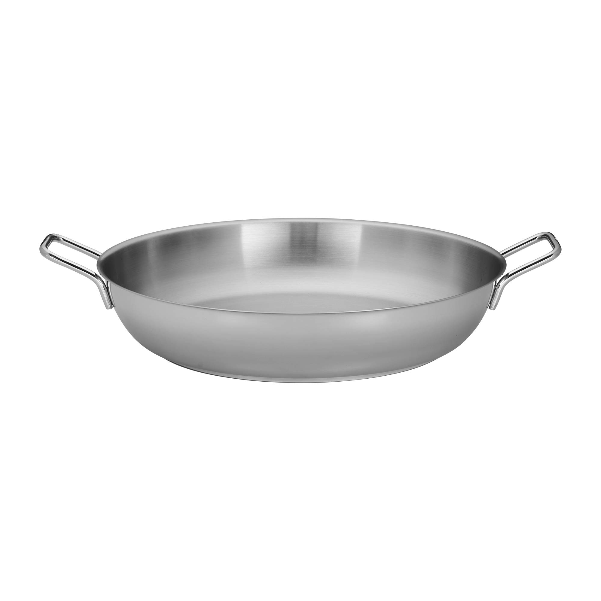 Demeyere Resto Paella Pan, 14.8 qt.
