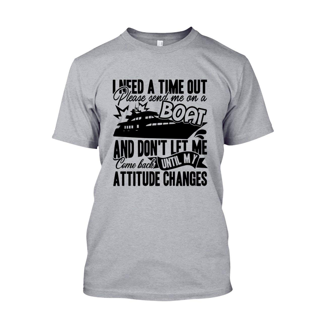 Boat T Shirt Please Send Me On A Boat Tee Shirt