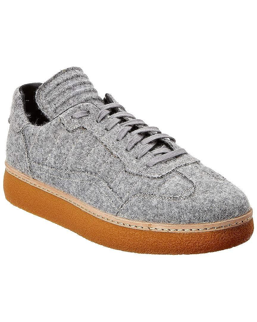 new style 8451f d48c5 Amazon.com | Alexander Wang Eden Low Felt Sneaker, 43, Grey ...