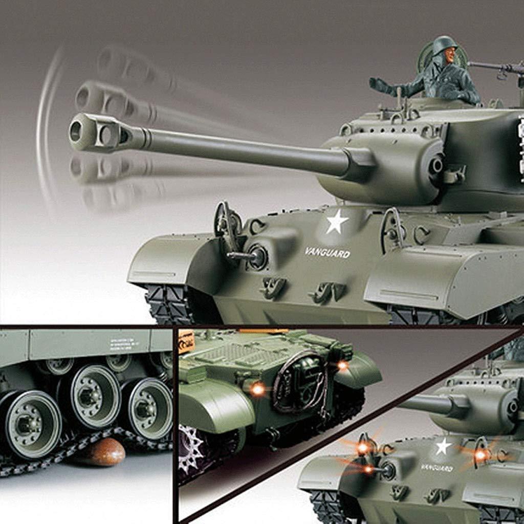 Editey 1/16 2.4G M26 Control Remoto Militar Armadura de Alta ...