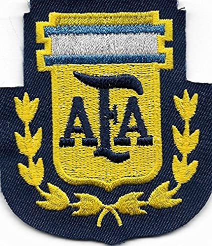 AFA (Asociacion del Futbol Argentino)Embroidered Patch:Iron On or Sew On