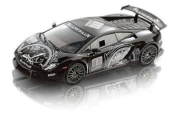 Mondo Motors \u2013 Lamborghini Gallardo Super Trofeo LP560,4 black 50098b \u2013  Echelle 1 18