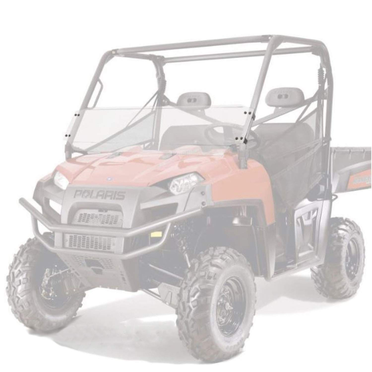 Polaris 2878757 Lock /& Ride Half Windshield