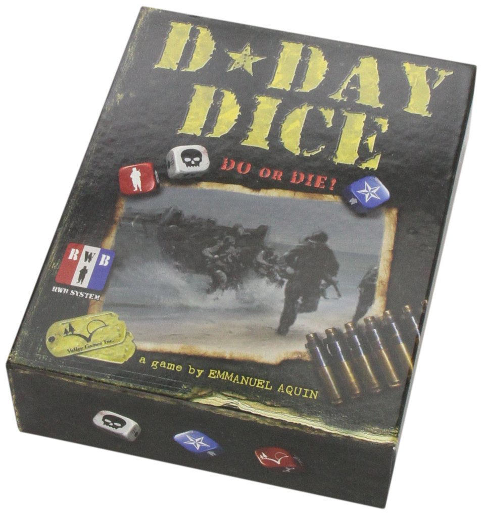 Valley Games - D-Day Dice