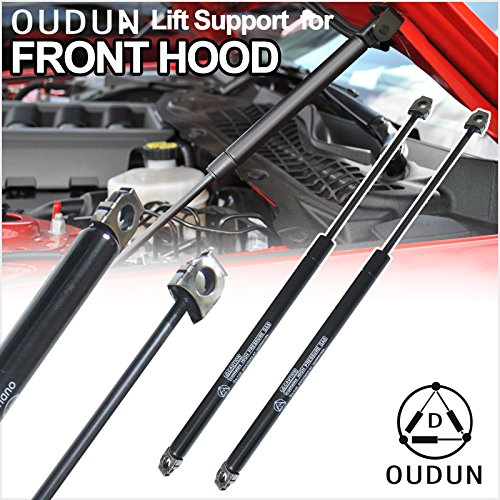 - Deebior 2pcs Front Hood Bonnet Gas Lift Supports Strut Shocks For E36 Coupe/Convertible