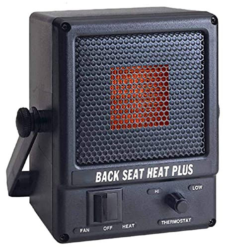 Heat Plus Back Seat Heater