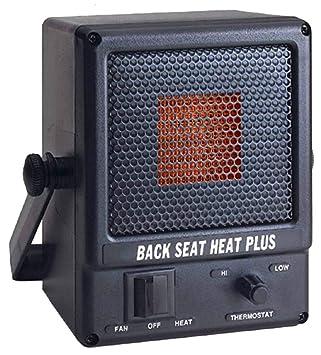 Amazon.com: Estufa eléctrica para asientos traseros ...