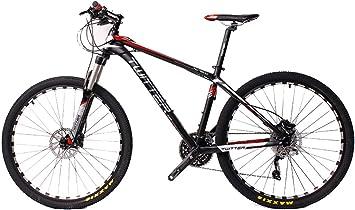 Twitter Doble Frenos de Disco de Bicicleta de montaña 27,5, 30 ...