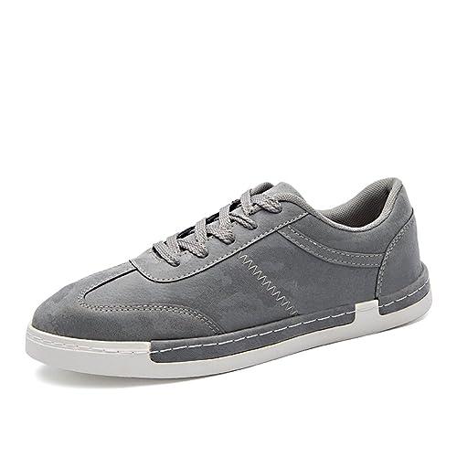 GOMNEAR Zapatillas de Deporte Para Caminar Casual Para Hombre Zapatillas de Deporte Ligero Para Correr Al Aire Libre de Fitness Sneaker Oxford Loafer Sport ...