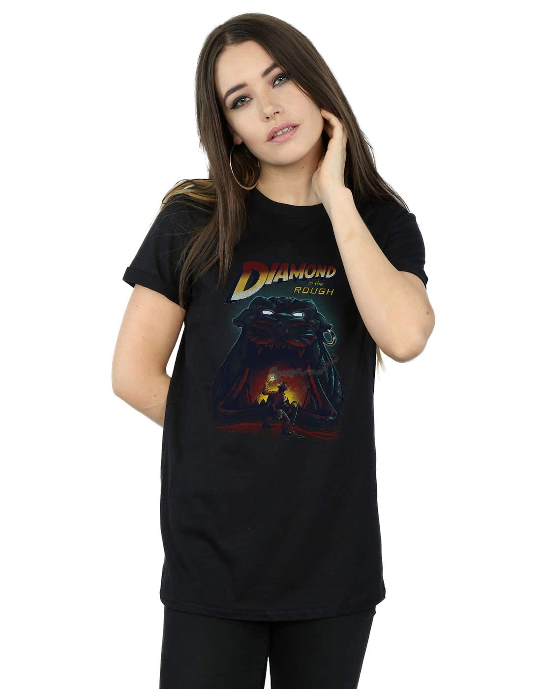Poopsmoothie Diamond In The Rough Friend T Shirt 5174