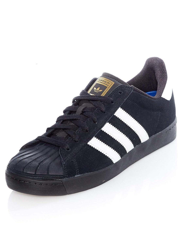 outlet store 4a0cc c07de Adidas Superstar Vulc Vulc Vulc ADV Core nero bianca oro scarpe Dimensione  US 12 B07HN94P7K 12 US   Pacchetto Elegante E Robusto   I Materiali  Superiori ...