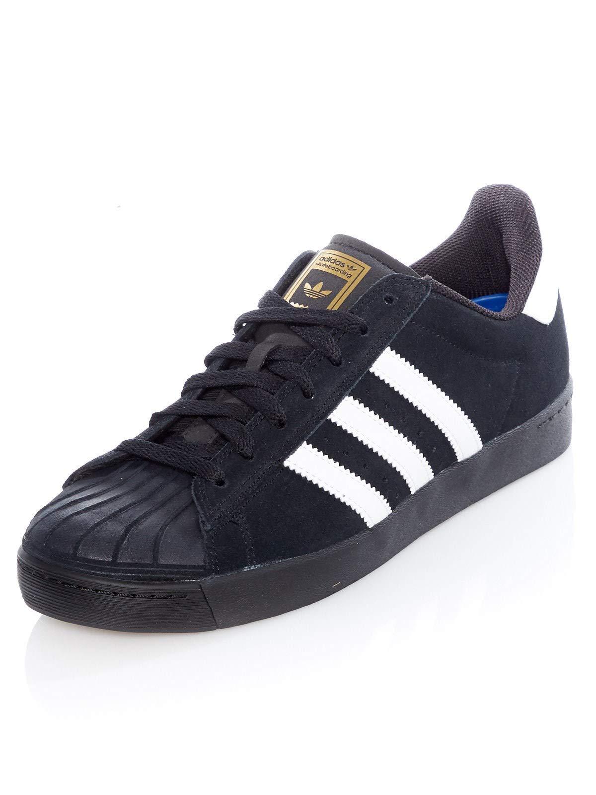 adidas Superstar Vulc Adv core black