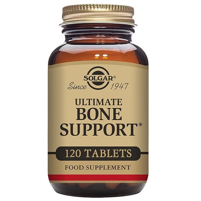 Solgar Ultimate Bone Support - 120 Tabletas: Amazon.es: Salud y cuidado personal