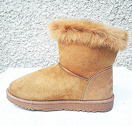 fashionfolie Women's Boots v4g61L