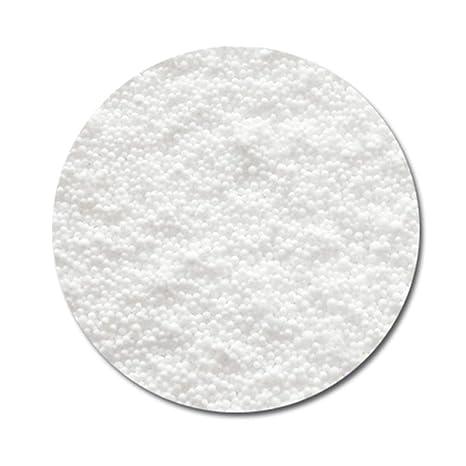 TheraLine refill para almohadas de enfermería incluye Pipe 9.5 L tranquilo-accesorios, colour blanco