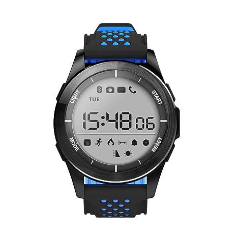 Johnson SSmart Pulsera Inteligente Reloj Nuevo Giratorio 360 Grados Dial Smart Deportes Pulsera Impermeable AliExpress