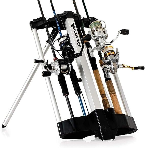 Castek Rod Caddy Fishing Rod Rack and Carrier