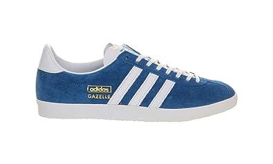 adidas Gazelle OG Red Black Blue Mens Trainers (UK 11 c4330d5d8