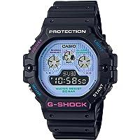 Casio G-Shock DW-5900DN-1DR Men's Digital-Analog Wrist Watch