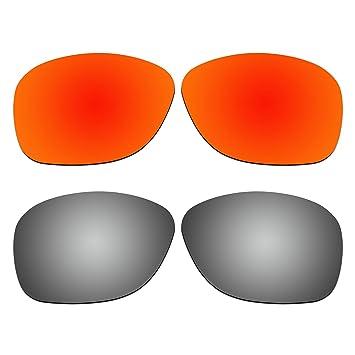 aCompatible 2 Par lentes polarizadas de recambio para Oakley Ella ...