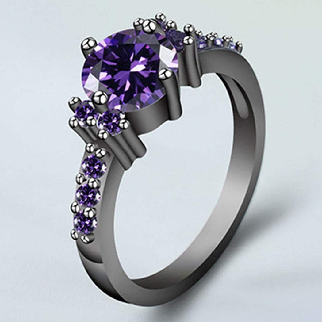 UpBeauty Fashion Jewelry Rhinestone Gorgeous Ring Wedding Engagement Rings Rings