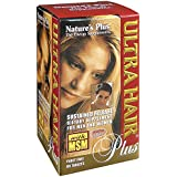 Nature's Plus Ultra Hair Plus 60 Tabs - Free Shipping