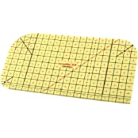 Patch Tailor Craft Measuring Handmade Tool DIY Sewing Supplies for Quilting Knitting 30cm*10cm Provone Hot Ironing Ruler