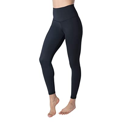 90 Degree By Reflex Super High Waist Odor Control Ankle Length Leggings at Women's Clothing store