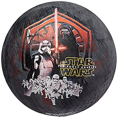 Hedstrom #8.5 Star Wars Episode VII Rubber Playground Ball