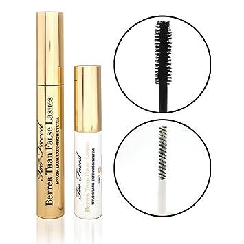 Amazon.com : Too Faced Better Than False Lashes Mascara, 0.3 Fluid ...