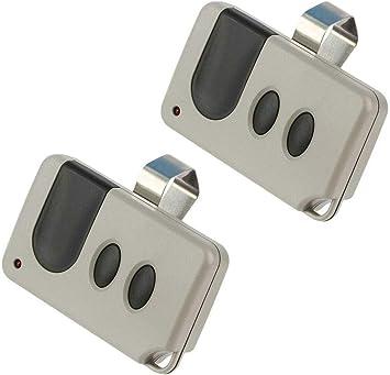 2 For Sears Craftsman 139.53753 Garage Door Opener Remote 315mhz 139.53985D