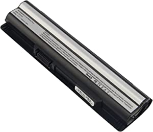 Fancy Buying BTY-S14 Replacement Battery for Msi CR41 A6500 CR61 CR650 CR70 CX41 CX61 FX700-012FR GE70 FR720 FX720 MS-1482 MS-16G1 MS-16G4 MS-16G7 MS-16GA STY-S14 11.1V 5200mAh