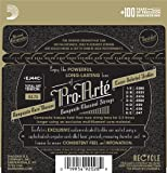 D\'Addario EJ44C Pro-Arte Composite Classical Guitar Strings, Extra-Hard Tension