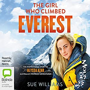 The Girl Who Climbed Everest Audiobook