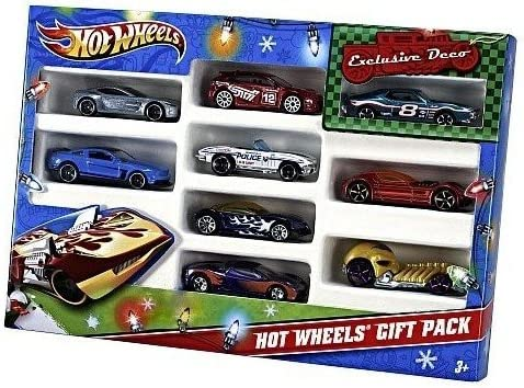 Hot Wheels - Pack 9 Coches , color/modelo surtido: Amazon.es ...