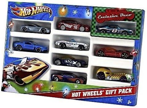 Hot Wheels - Pack 9 Coches , color/modelo surtido: Amazon.es ...