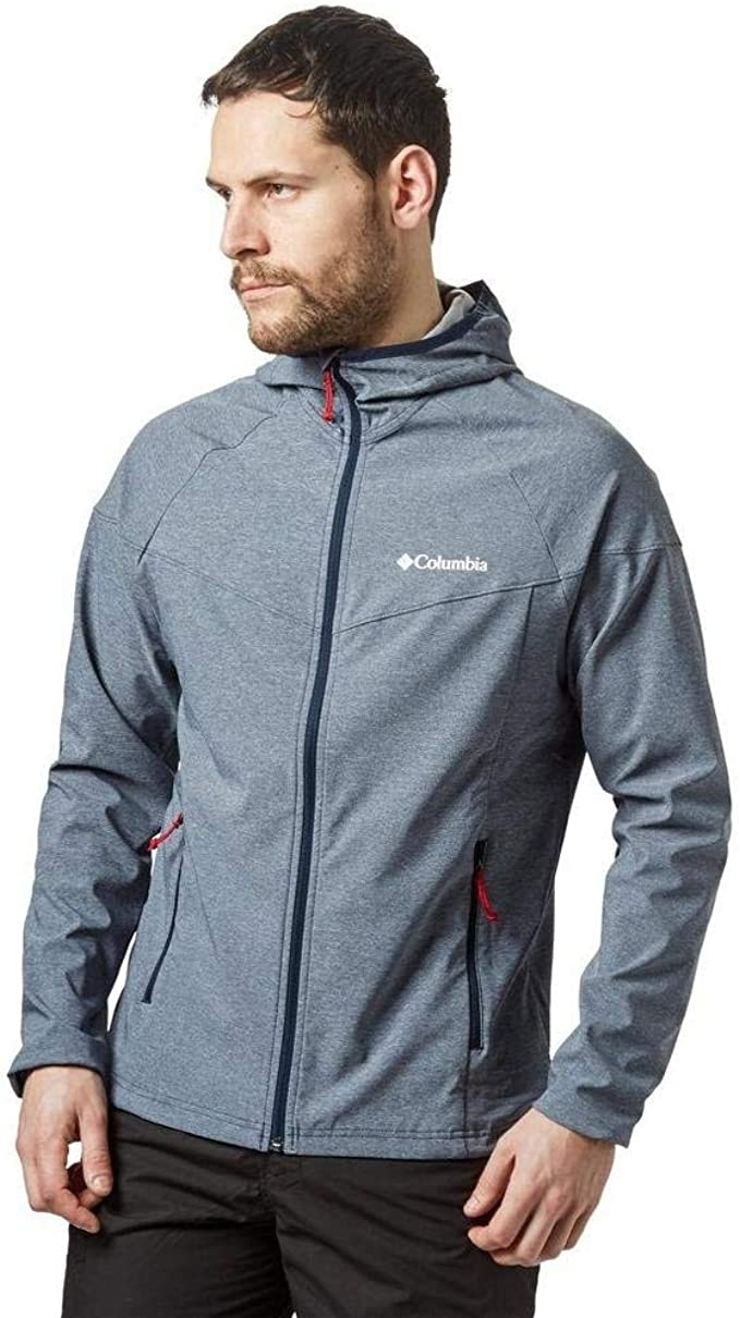 Columbia Childrens Heather Canyon Softshell Jacket 1838771 Childrens softshell jacket unisex/_child