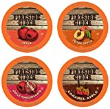 Fireside Cider Variety Pack Single-Cup Cider for Keurig K-Cup Brewers, 40 Count