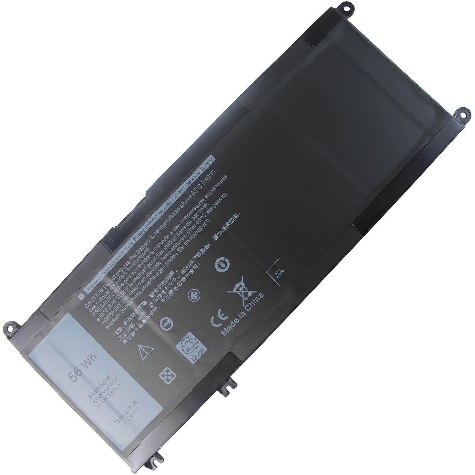 Bateria 33ydh Dell 13-7353 17-7000 17-7773 17-7778 17-7779 1