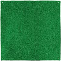Outdoor Turf Rug - Green - 10 x 10 - Several Other Sizes to Choose From