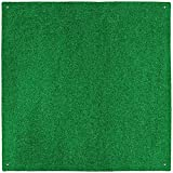 Outdoor Turf Rug - Green - 10' x 10' - Several Other Sizes to Choose From