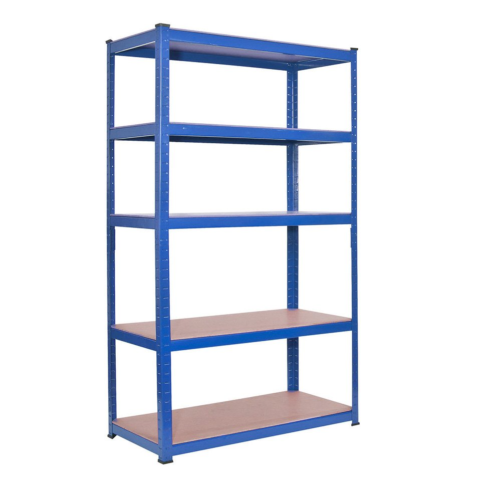 (1500 x 700 x 300)mm heavy duty boltless metal steel shelving shelves storage unit Industrial TMZ ©